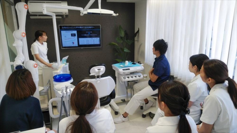 歯と健康寿命の関係
