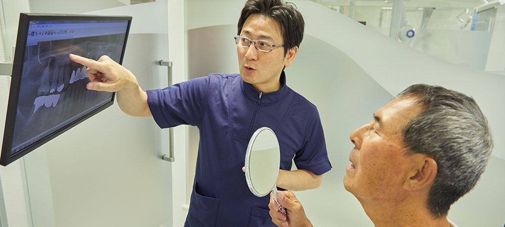予防歯科への受診