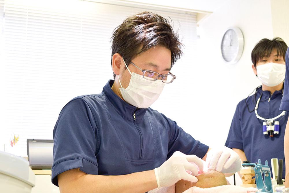 歯科医師臨床研修指導歯科医